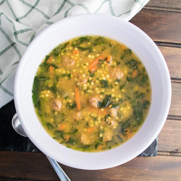 Chef Francisco 4 Lb Condensed Italian Style Wedding Soup 4case