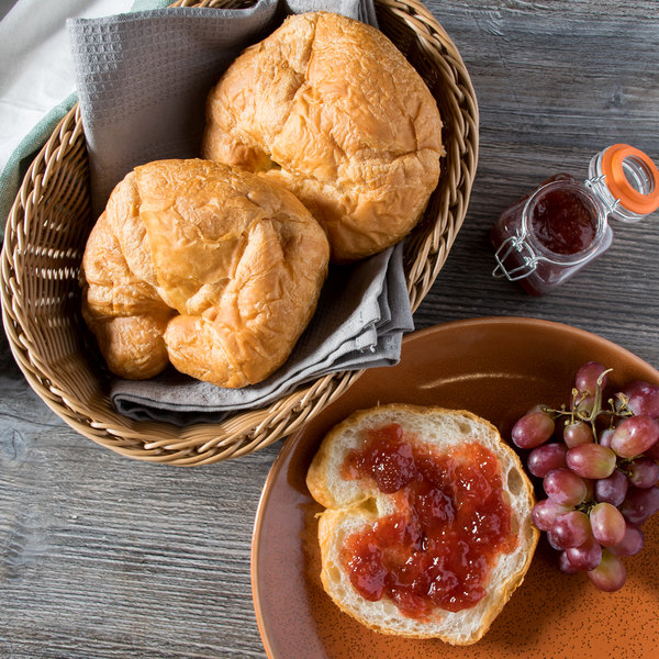 """Vie de France 5"""" Curved Butter Croissant - 48/Case Main Image 4"""
