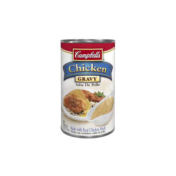Campbell's 50 oz. Chicken Gravy - 12/Case