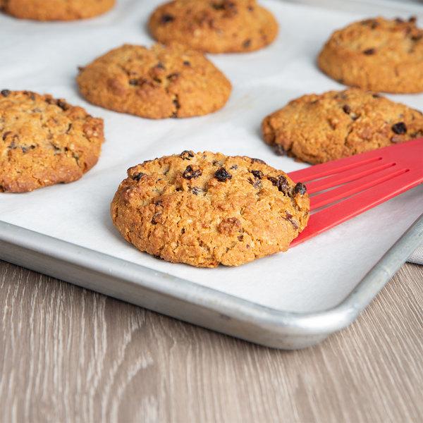 David's Cookies 4.5 oz. Preformed Oatmeal Raisin Cookie Dough - 80/Case Main Image 3