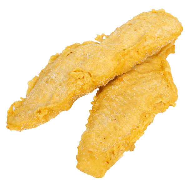 High Liner Foods 5 oz. Wild Caught Breaded Haddock Tail Portions - 10 lb. Main Image 1