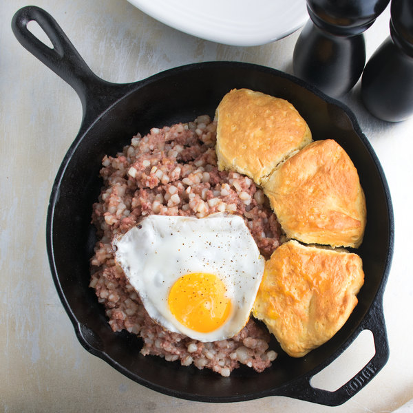 Chef-Mate #10 Can Corned Beef Hash - 6/Case Main Image 3