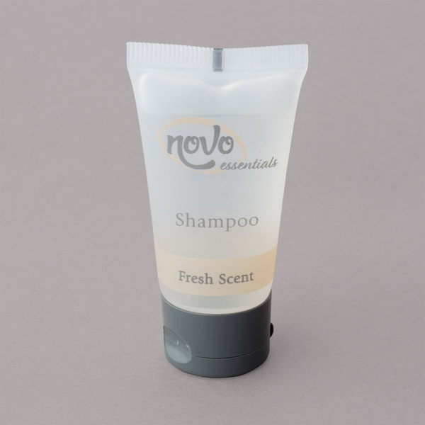 Novo Essentials 0.75 oz. Hotel and Motel Shampoo - 288/Case