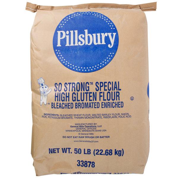 Pillsbury 50 Ib  So Strong Special High Gluten Flour