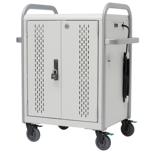 American Metalcraft CART20 Vidacasa 20-Cell Mobile Charging Station - 125V