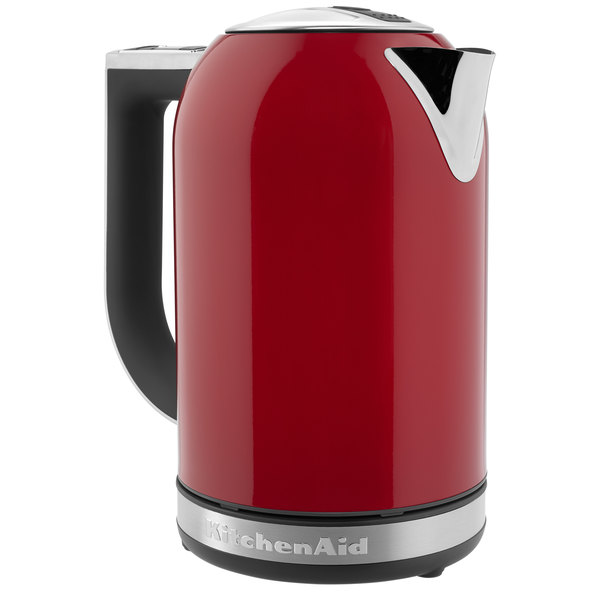Kitchenaid Kek1722er 1 7 Liter Stainless Steel Empire Red Electric