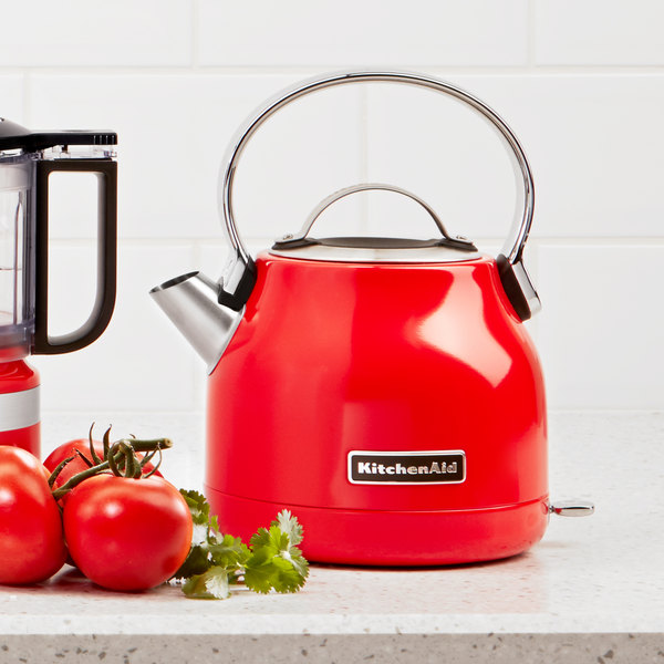 Kitchenaid Kek1222ht 1 25 Liter Stainless Steel Hot Sauce Electric
