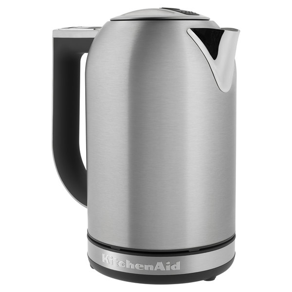 Kitchenaid Kek1722sx 1 7 Liter Brushed Stainless Steel Electric Kettle