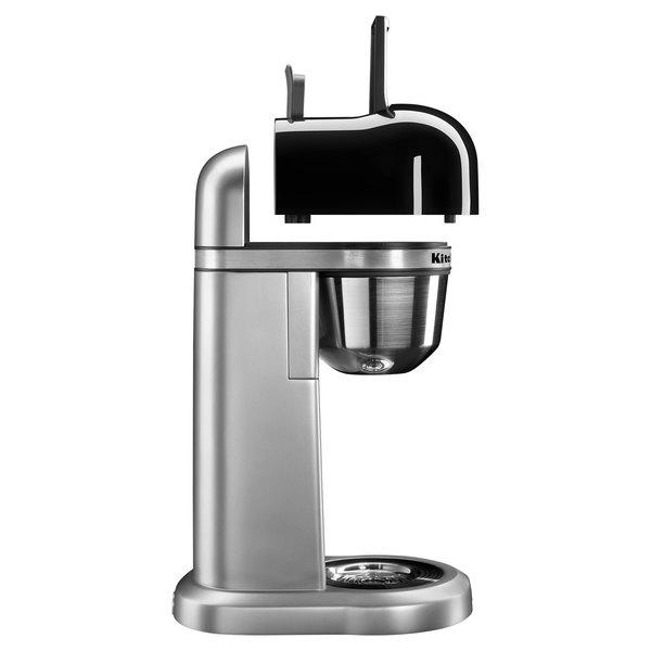 Kitchenaid Kcm0402cu Contour Silver Single Serve Coffee Maker