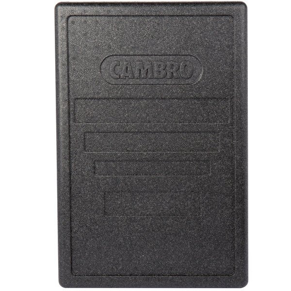 Cambro EPP3253LID110 Cam GoBox® Top Loader Replacement Lid