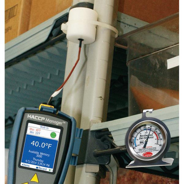Cooper-Atkins 52048-K -40 to 180 Degrees Fahrenheit Solid Simulator  Thermocouple Temperature Probe - Type-K