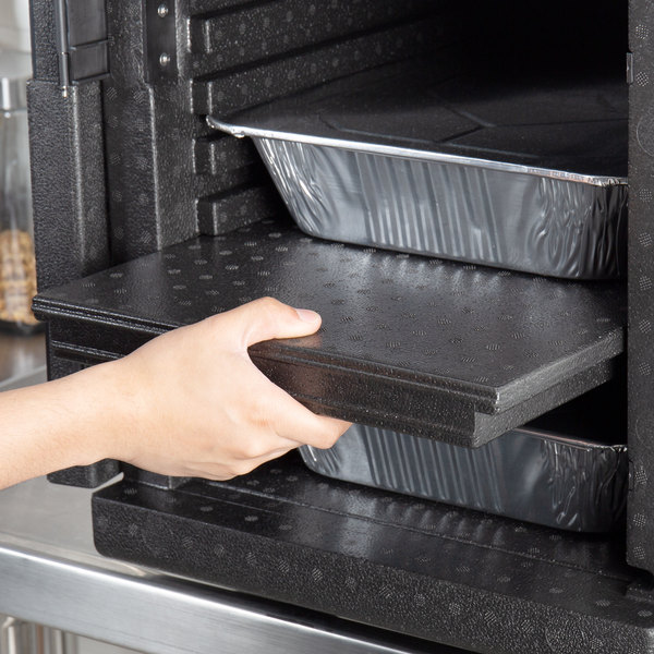 Cambro EPP3253DIV110 Cam GoBox® ThermoBarrier for EPP Front Loaders
