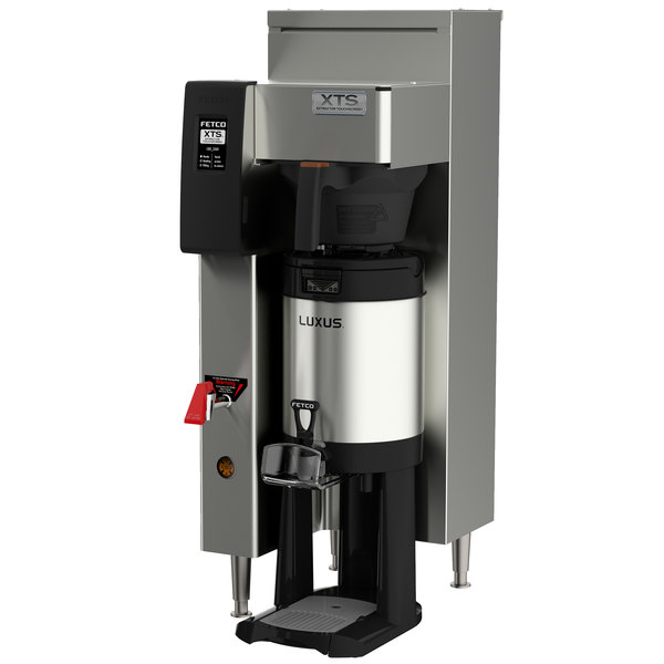 FETCO Cbs-2141xts Single 1 Gallon XTS Series Coffee Brewer for sale online