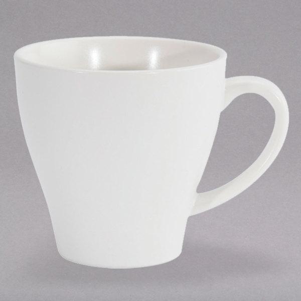 Oneida L6350000520 Urban Storm 8.25 oz. Porcelain Coffee Cup - 48/Case