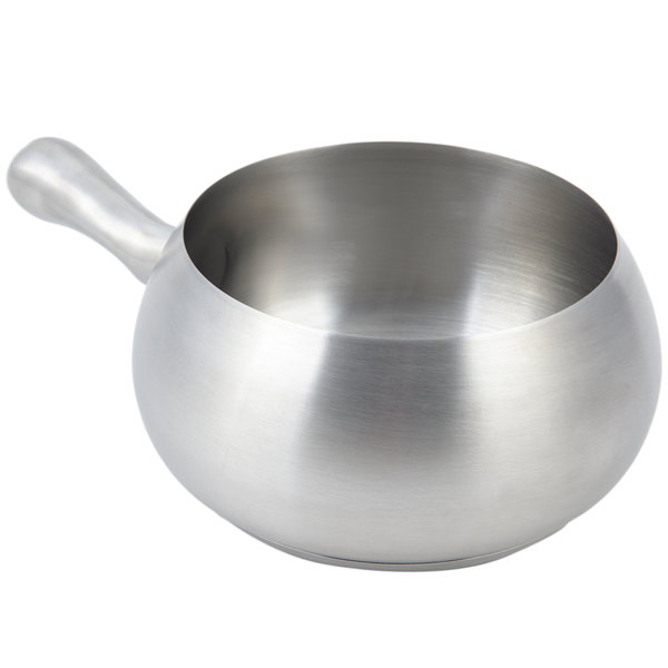 Bon Chef 5050SS 68 oz. Stainless Steel Fondue Pot Main Image 1