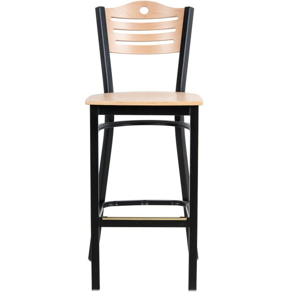 Terrific Lancaster Table Seating Natural Finish Bar Height Bistro Chair Eagle Back Onthecornerstone Fun Painted Chair Ideas Images Onthecornerstoneorg