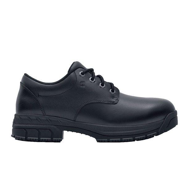 Shoes For Crews 67730 Rae Women's Black Water-Resistant Soft Toe Non-Slip Work Boot