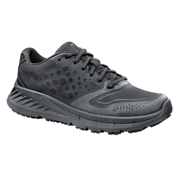 5a5f04587a87 Shoes For Crews 26410 Flair Women s Black Water-Resistant Soft Toe ...