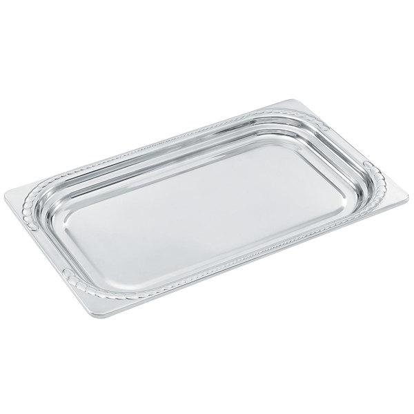 "Vollrath 8230310 Miramar® Full Size Decorative Rectangular Food Pan - 1 1/4"" Deep"