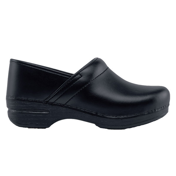 Dansko 49281 Pro XP Women's Black Box Water-Resistant Soft Toe Non-Slip Casual Shoe
