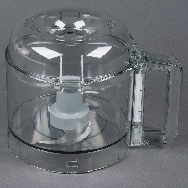 Robot Coupe 27240 Clear 3 Qt. Cutter Bowl Kit