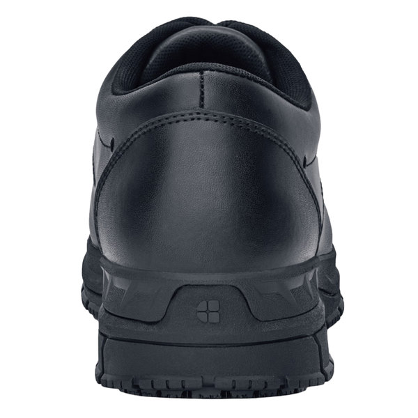 a7ffc4a1767 Shoes For Crews 67718 Cade Men's Black Water-Resistant Soft Toe Non-Slip  Work Boot