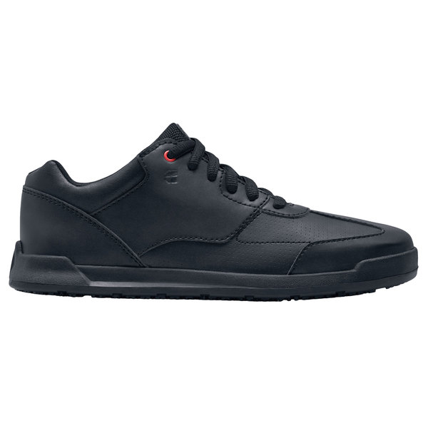 5e529f7932 Shoes For Crews 37255 Liberty Women s Black Water-Resistant Soft ...