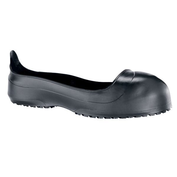 Shoes For Crews 54 Unisex Black CrewGuard for Boots - Soft Toe