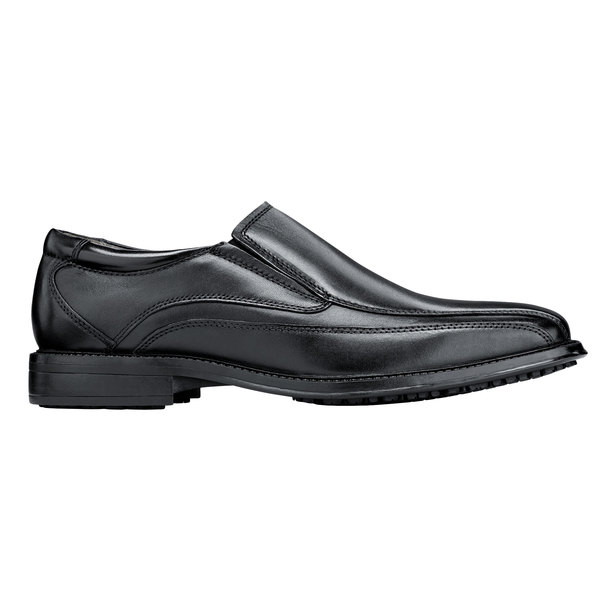 Dockers 57224 Director Men's Black Water-Resistant Soft Toe Non-Slip Dress Shoe