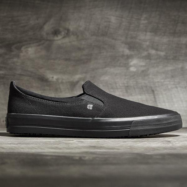Ollie Canvas Slip Resistant Shoes