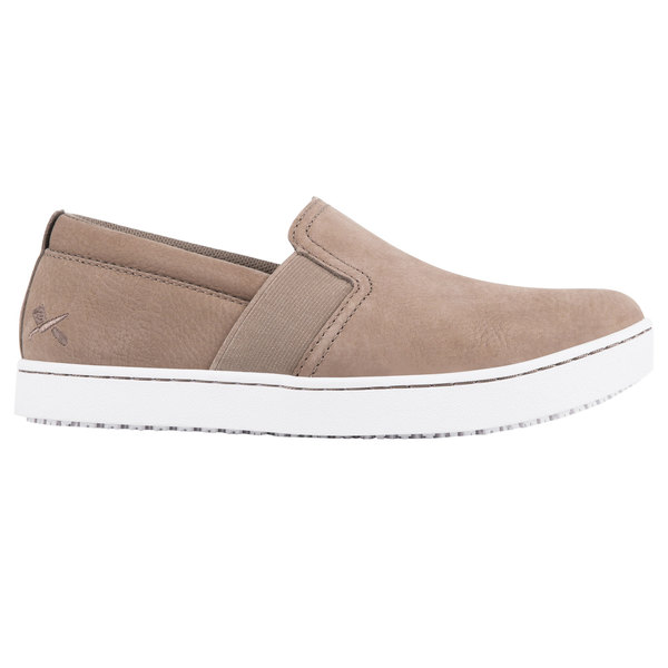263eca4d42b4 MOZO M36485 Kai Women s Taupe   White Water-Resistant Soft Toe Non-Slip  Casual. Main Picture