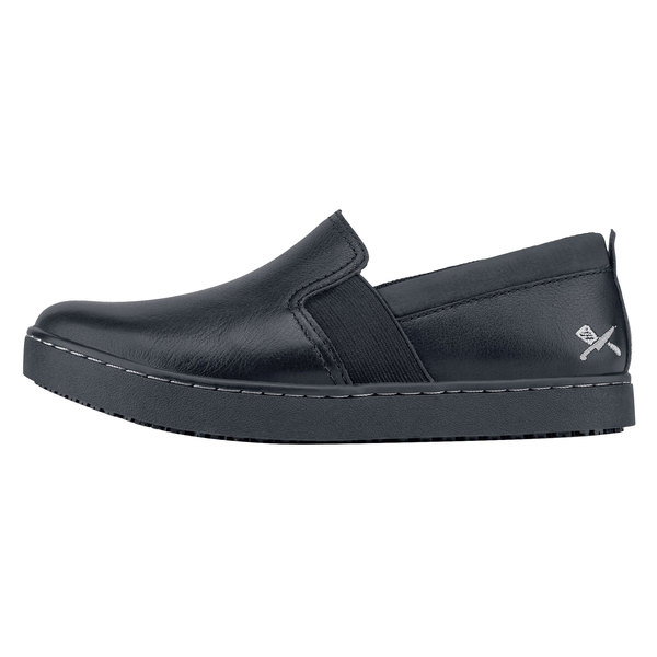 bcb4eeffad78 MOZO M33085 Kai Women s Black Water-Resistant Soft Toe Non-Slip Casual  Shoe. Main Picture · Image Preview