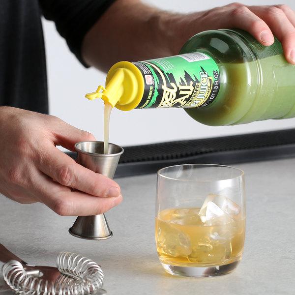 Finest Call 1 Liter Premium Single Pressed Lemon Juice