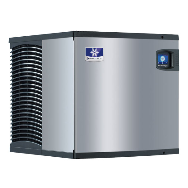 Manitowoc IDT0420A Indigo NXT 22 inch Air Cooled Dice Ice Machine - 208-230V, 1 Phase, 470 lb.
