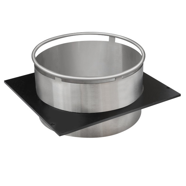 APW Wyott 21815507 Hot Plate Wok Adapter Ring Main Image 1