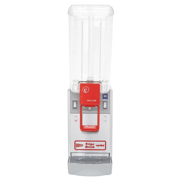 Cecilware Arctic Deluxe 20/1PD Single 5.4 Gallon Bowl Premix Cold Beverage Dispenser