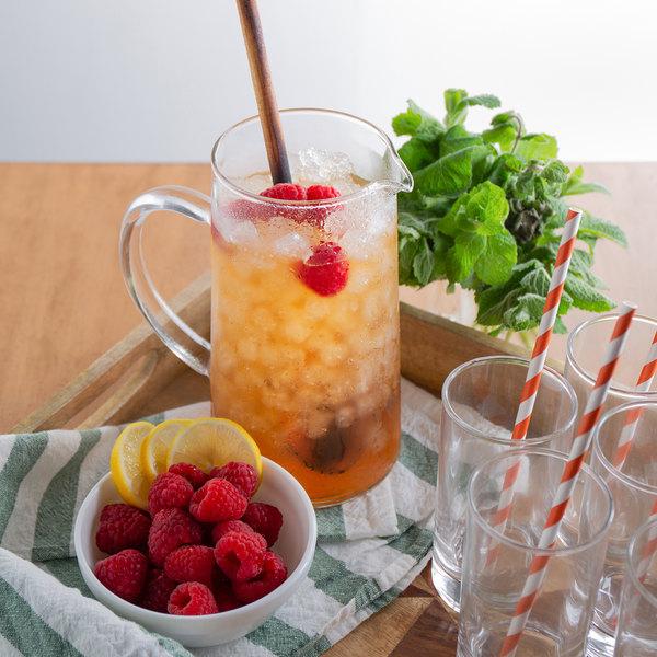 Fuze 5 Gallon Bag in Box Raspberry Iced Tea Syrup Main Image 3