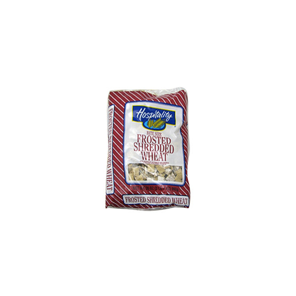 35 oz. Bite Size Frosted Shredded Wheat Cereal - 4/Case Main Image 1