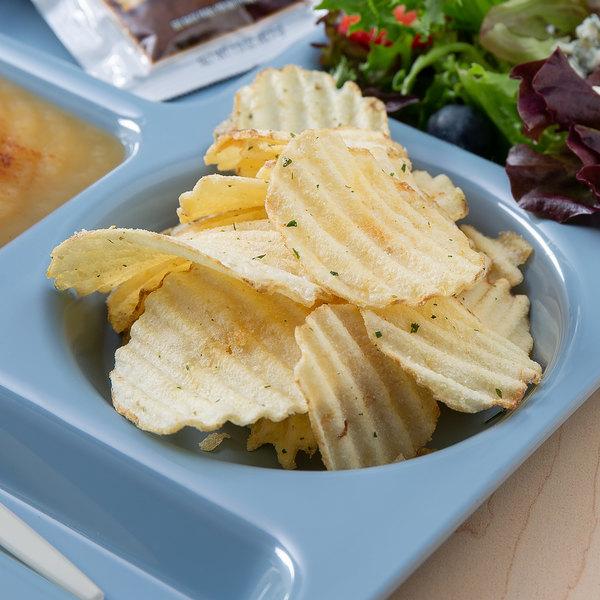 Martin's 1 oz. Sour Cream & Onion Potato Chip Bag - 30/Case Main Image 4