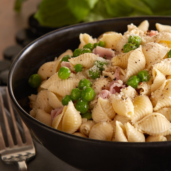 Barilla 1 lb. Medium Shells Pasta - 12/Case Main Image 4