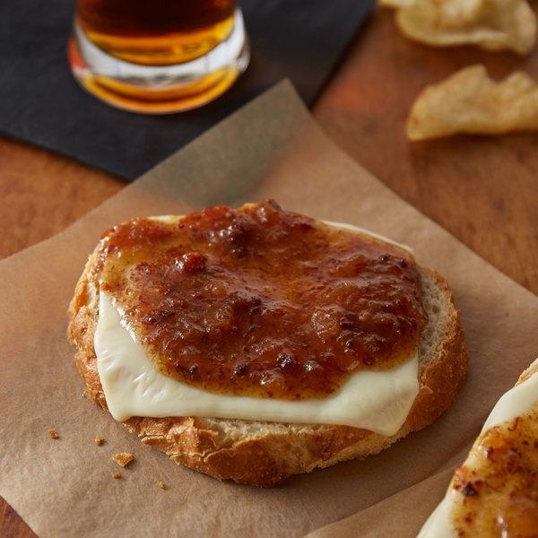 TBJ Gourmet 9 oz. Sweet Chili Uncured Bacon Jam - 6/Case Main Image 2