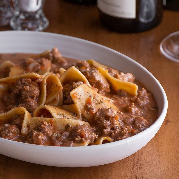 Spring Glen Fresh Foods 5 lb. Meat Lasagna Soup - 2/Case Main Image 2