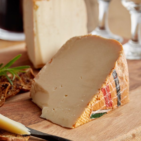 Etorki Reserve Basque Sheep Cheese 10 lb. Wheel Main Image 2