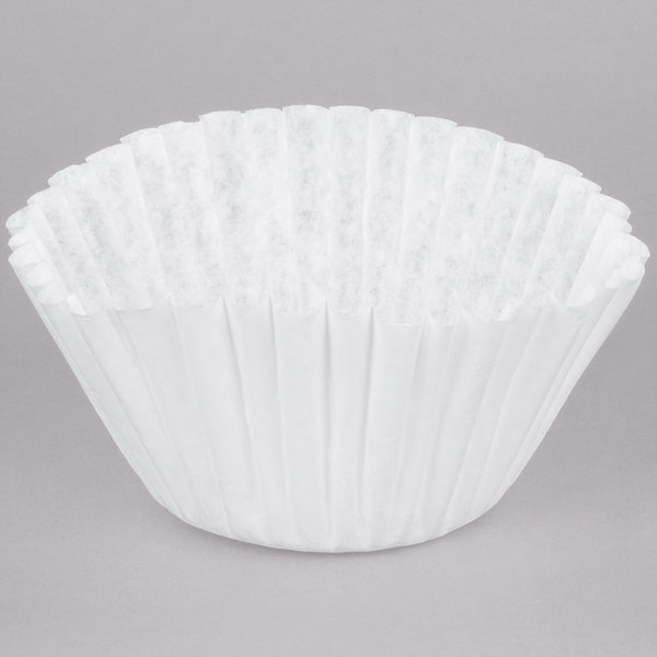 "Bunn 20131.0000 24 1/4"" x 10 3/4"" 10 Gallon Urn Style Coffee Filter - 252/Case"