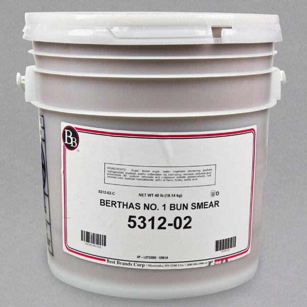40 lb. Sticky Bun Smear Main Image 1