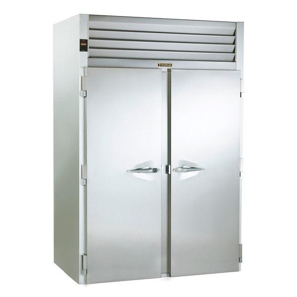 "Traulsen ARI232HUT-FHS 68"" Solid Door Roll-In Refrigerator Main Image 1"