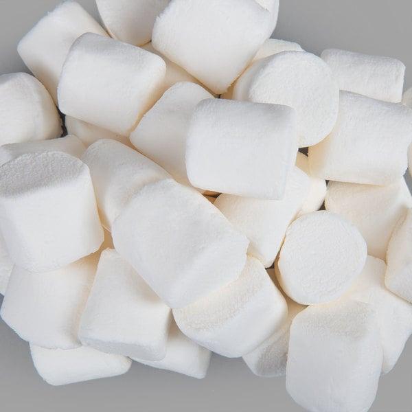 Clown 1 lb. Bag of Large White Marshmallows - 12/Case Main Image 1