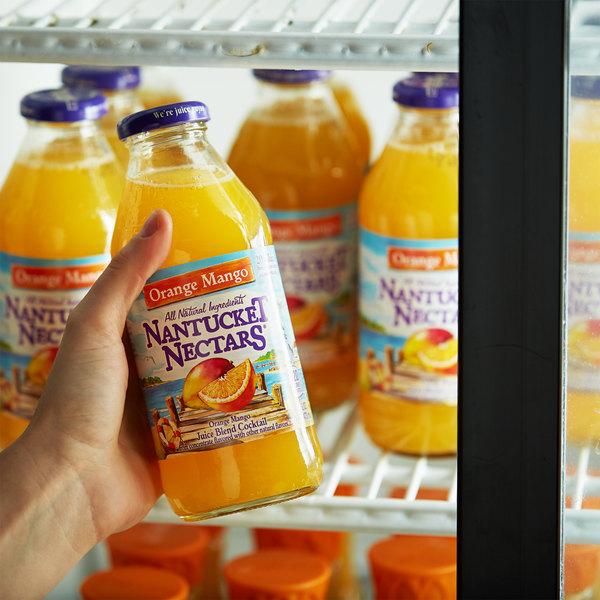 Nantucket Nectars 16 oz. Orange Mango Juice - 12/Case