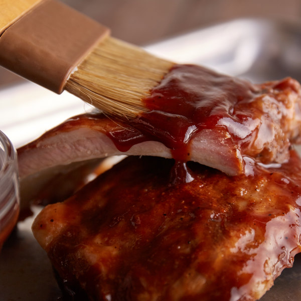 Sweet Baby Ray's 1 Gallon Hickory & Brown Sugar Barbecue Sauce - 4/Case