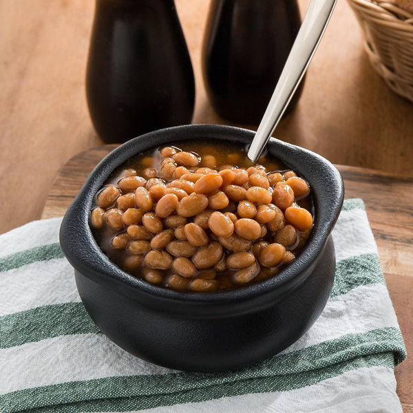 Bush's Best #10 Bean Pot Baked Beans with Bacon - 6/Case